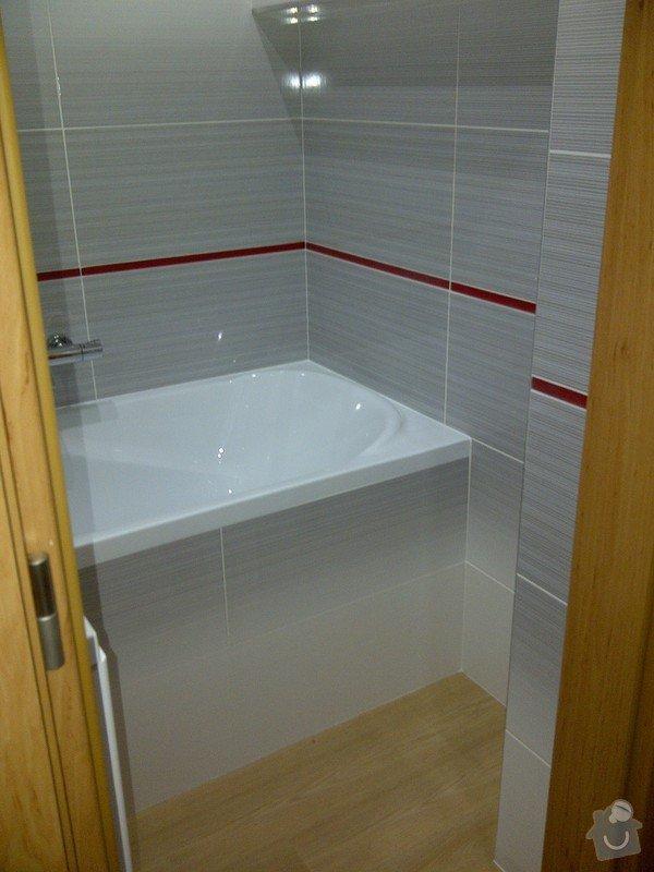 REKONSTRUKCE koupelny,WC,komory + kuchyně a chodby: IMG-20131107-01482