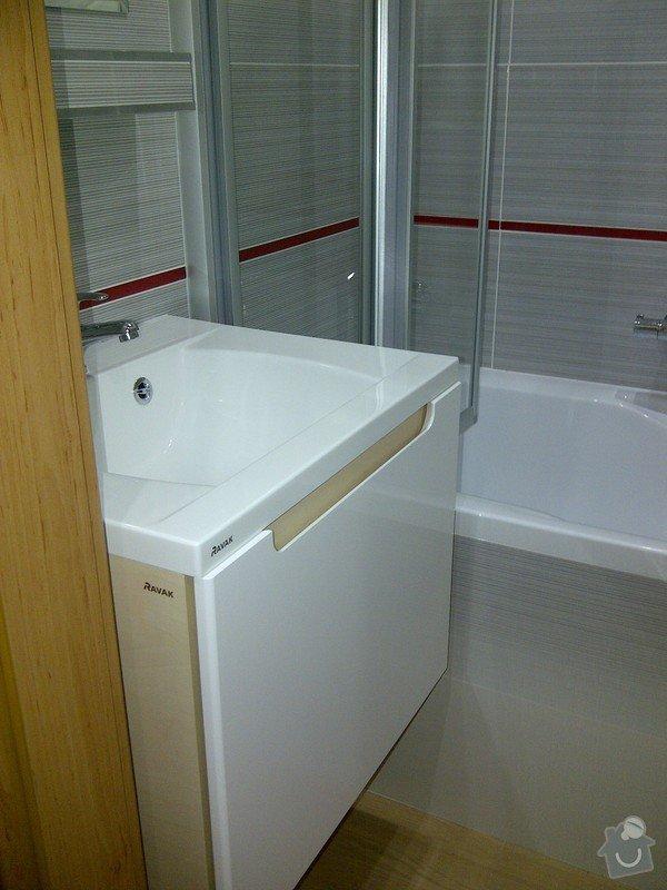REKONSTRUKCE koupelny,WC,komory + kuchyně a chodby: IMG-20131107-01483
