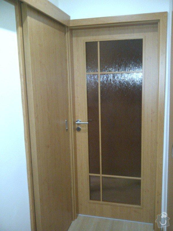 REKONSTRUKCE koupelny,WC,komory + kuchyně a chodby: IMG-20131107-01487