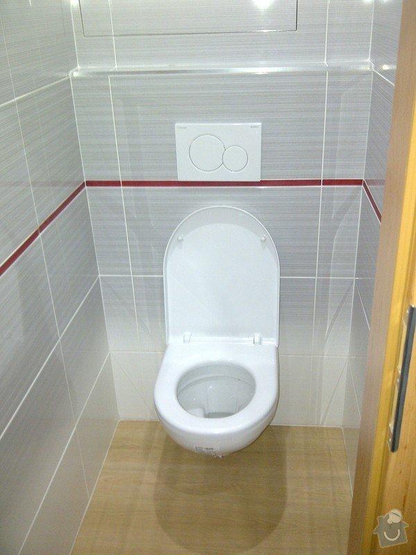 REKONSTRUKCE koupelny,WC,komory + kuchyně a chodby: IMG-20131107-01489