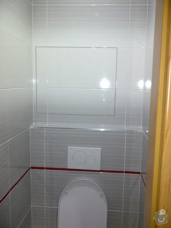REKONSTRUKCE koupelny,WC,komory + kuchyně a chodby: IMG-20131107-01490