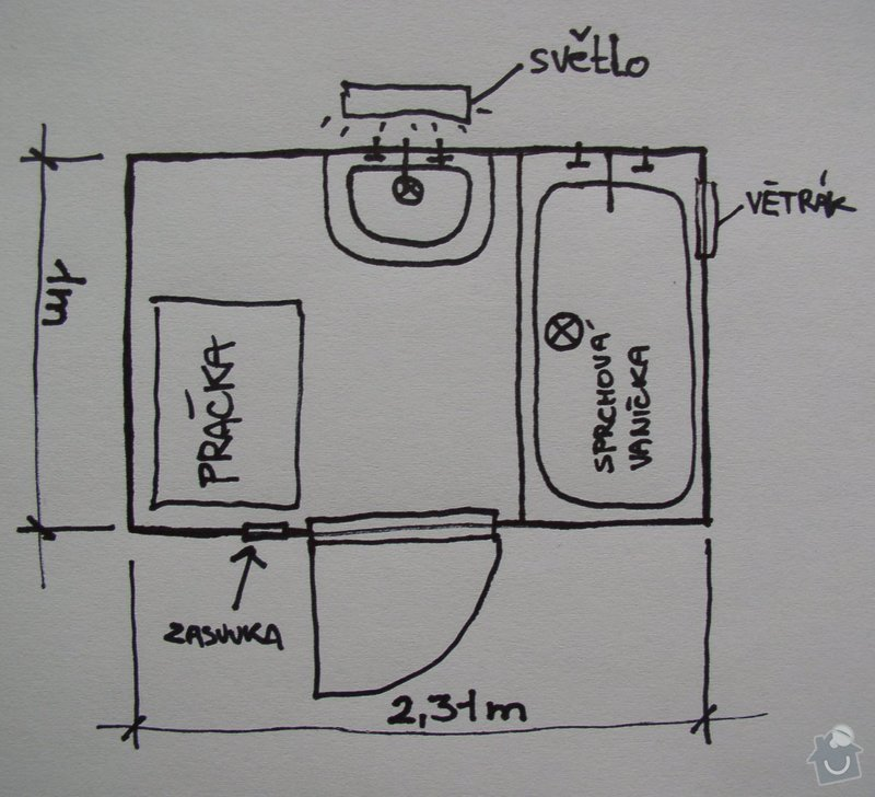 Rekonstrukce koupelny: planek_koupelny