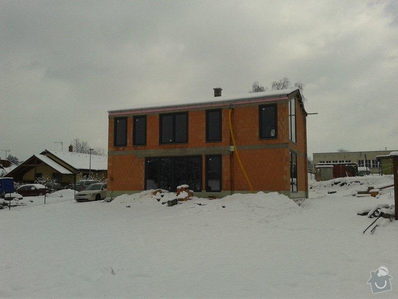 Elektroinstalace rodinného domu: 20130319_103407