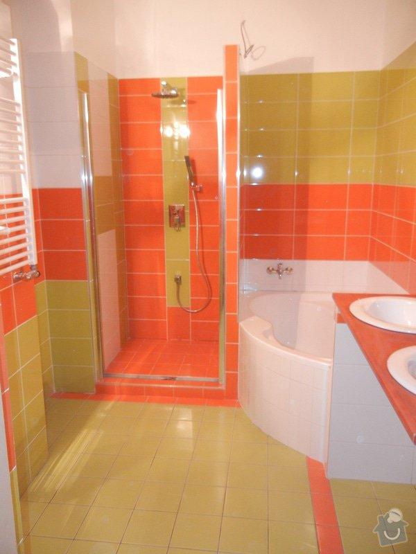 Rekonstrukce koupelny a kuchyně: DSCN1680