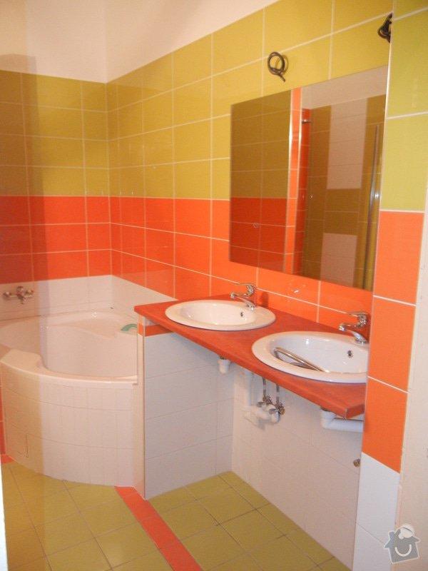 Rekonstrukce koupelny a kuchyně: DSCN1682