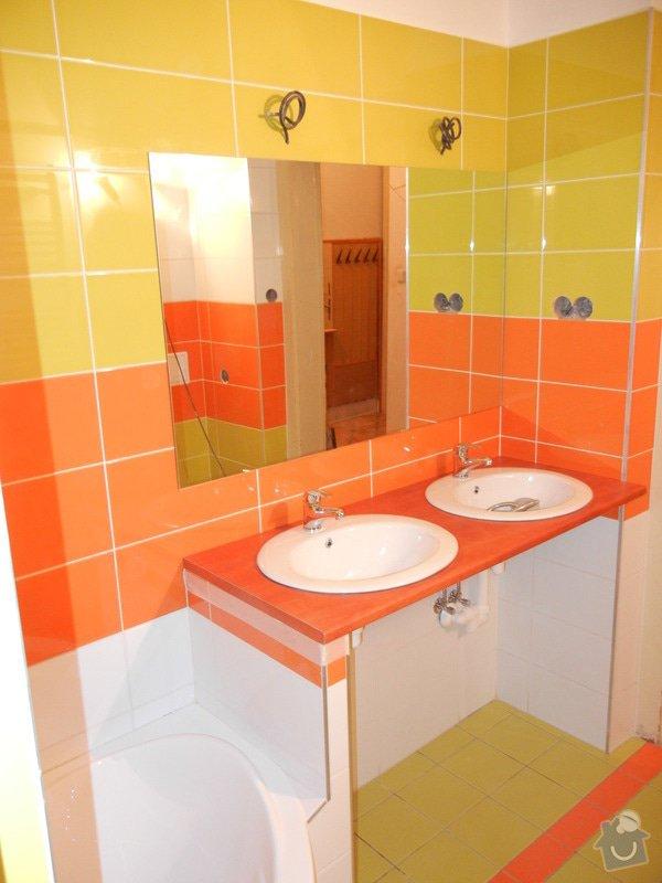 Rekonstrukce koupelny a kuchyně: DSCN1684