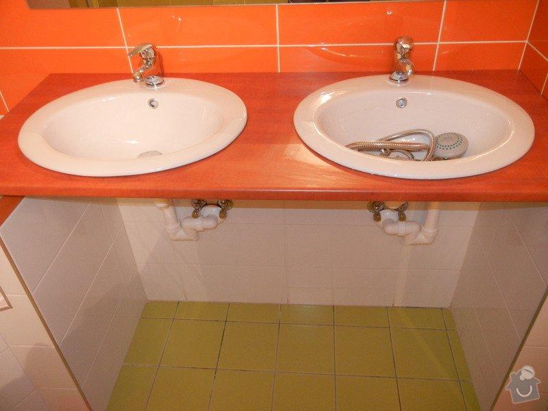 Rekonstrukce koupelny a kuchyně: DSCN1685