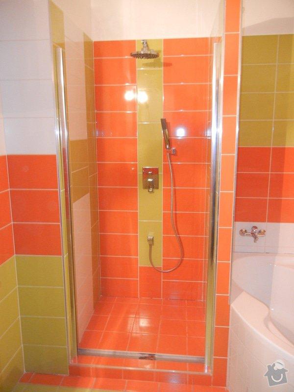 Rekonstrukce koupelny a kuchyně: DSCN1686