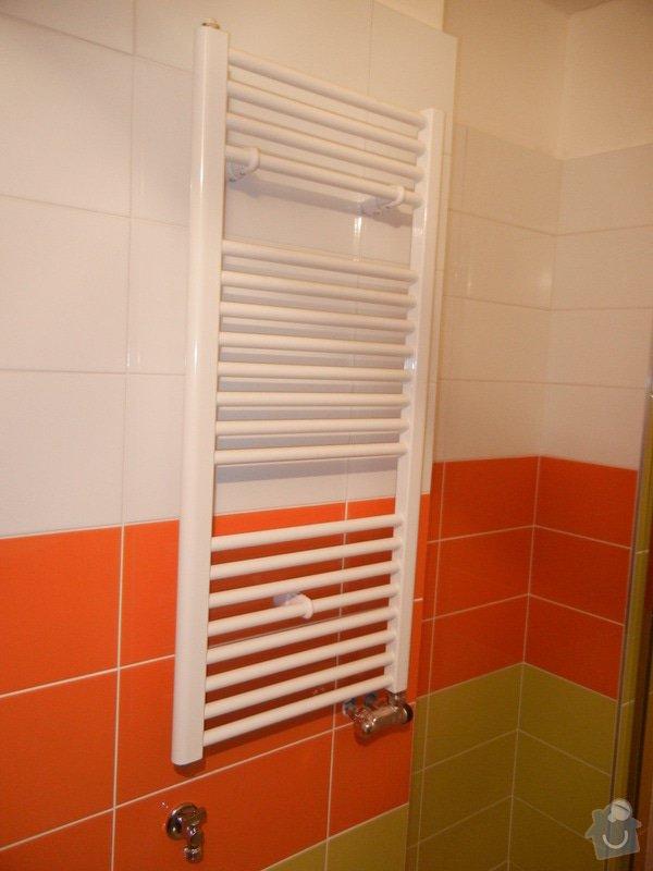 Rekonstrukce koupelny a kuchyně: DSCN1687