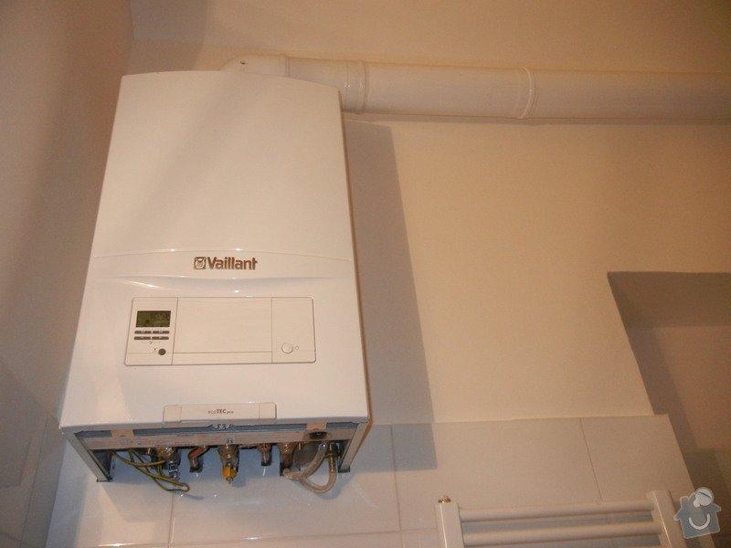 Rekonstrukce koupelny a kuchyně: DSCN1688