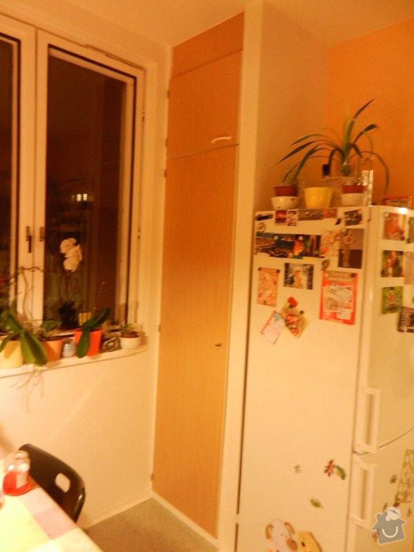 Potravinová skříň v kuchyni: DSCN0255