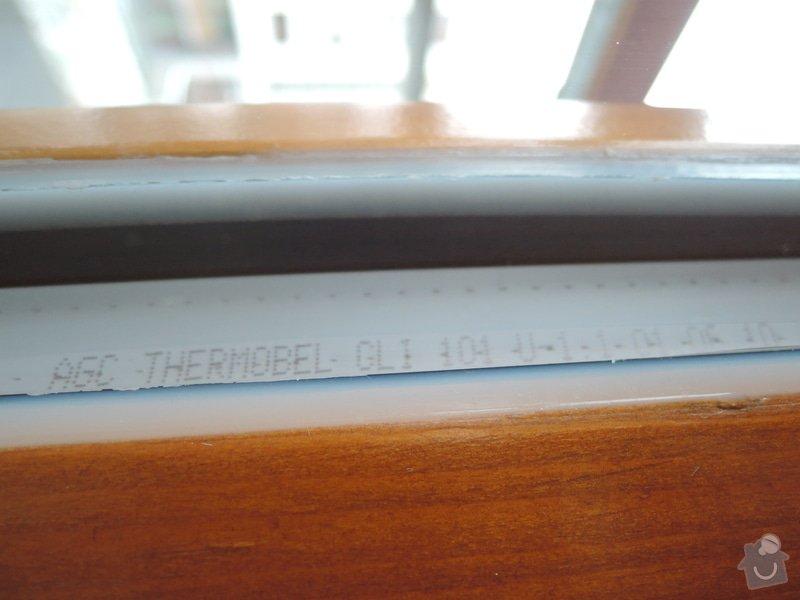 Vymena praskleho izolacniho 2 skla u okna: DSCN2310