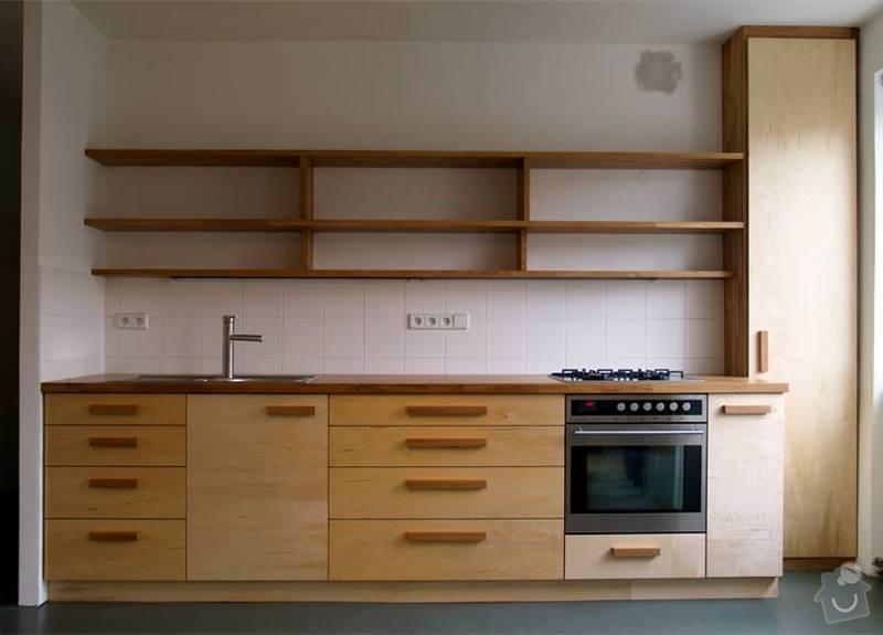 Výroba kuchyňské linky: 578646_260796114045274_892682996_n