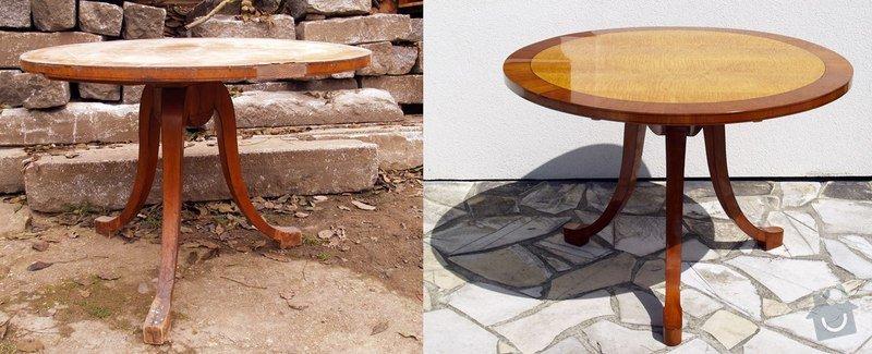 Zrestaurování stolu: 886570_227948837330002_1000282451_o_1_