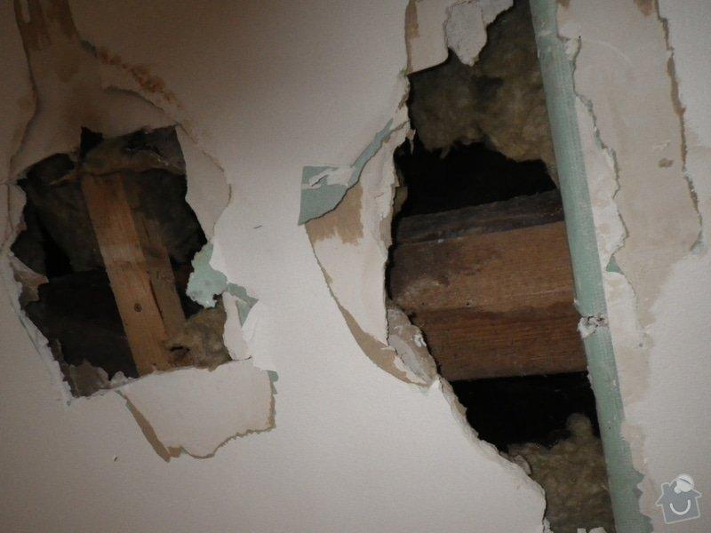 Oprava ploché střechy: IMGP0979