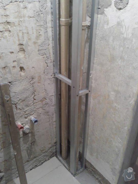 Obkladačské práce - koupelna, záchod, chodba: IMG_20140118_193451