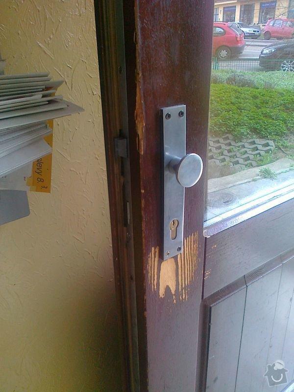 Oprava domovnich drevenych dveri: 17042013052