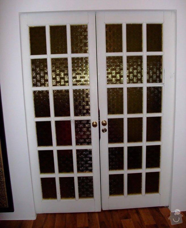 Rekonstrukce nebo výměna posuvných dveří: DSCF4939
