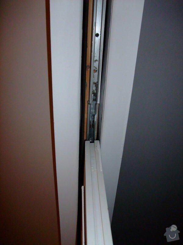 Rekonstrukce nebo výměna posuvných dveří: DSCF4940