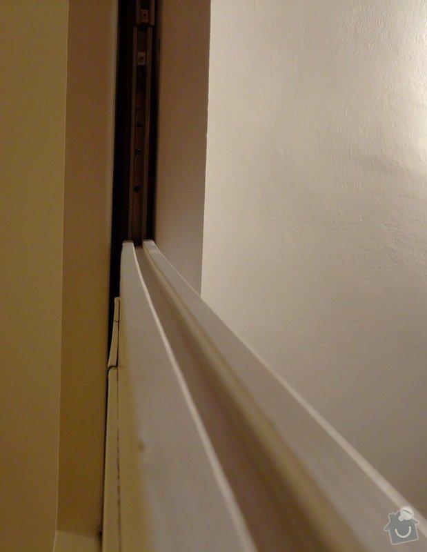 Rekonstrukce nebo výměna posuvných dveří: DSCF4942