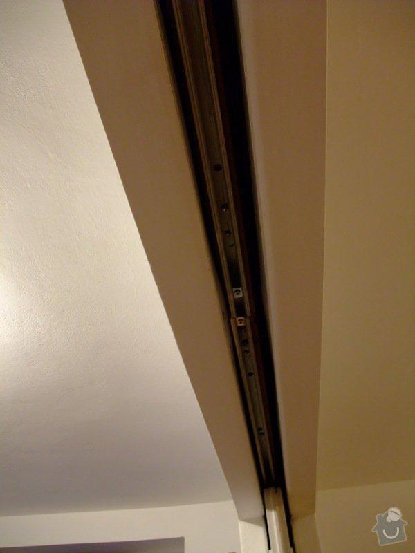 Rekonstrukce nebo výměna posuvných dveří: DSCF4943