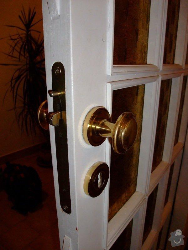 Rekonstrukce nebo výměna posuvných dveří: DSCF4945
