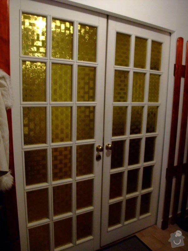 Rekonstrukce nebo výměna posuvných dveří: DSCF4948