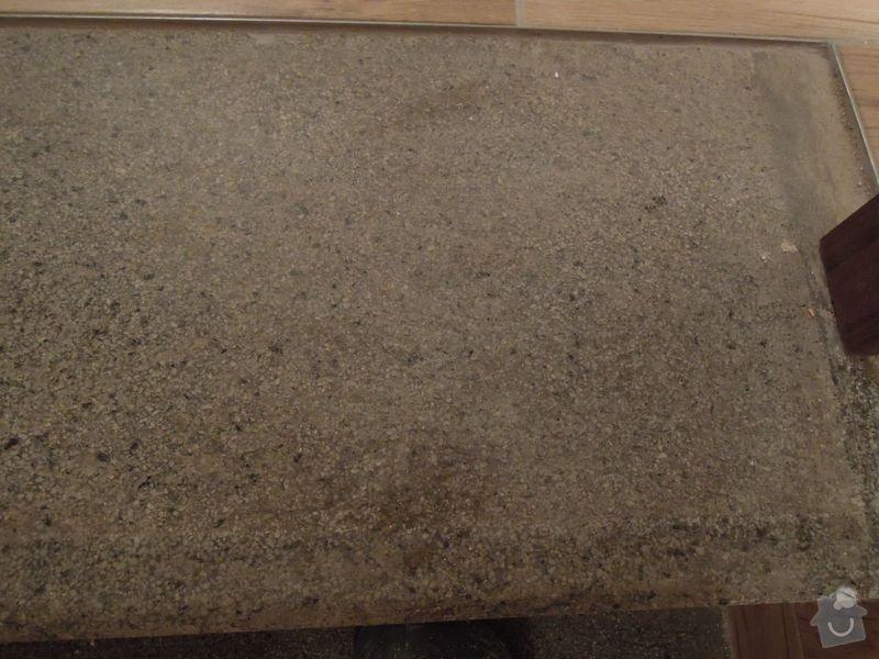 Cisteni kamennych schodu: DSCN2835
