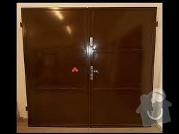 Plechová garážová vrata: images