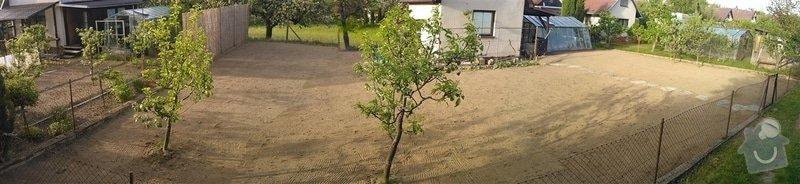 Trávník, šlapáková cesta, živý plot: NWP_130519_0000