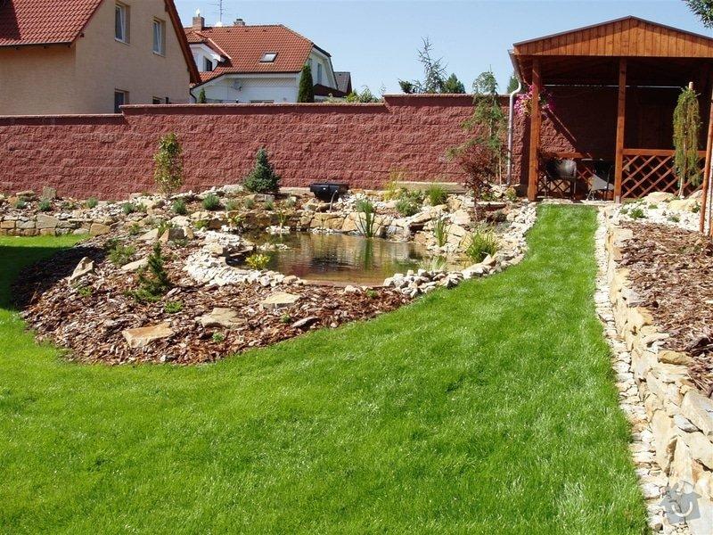 Návrh a realizace zahrady: P1010019