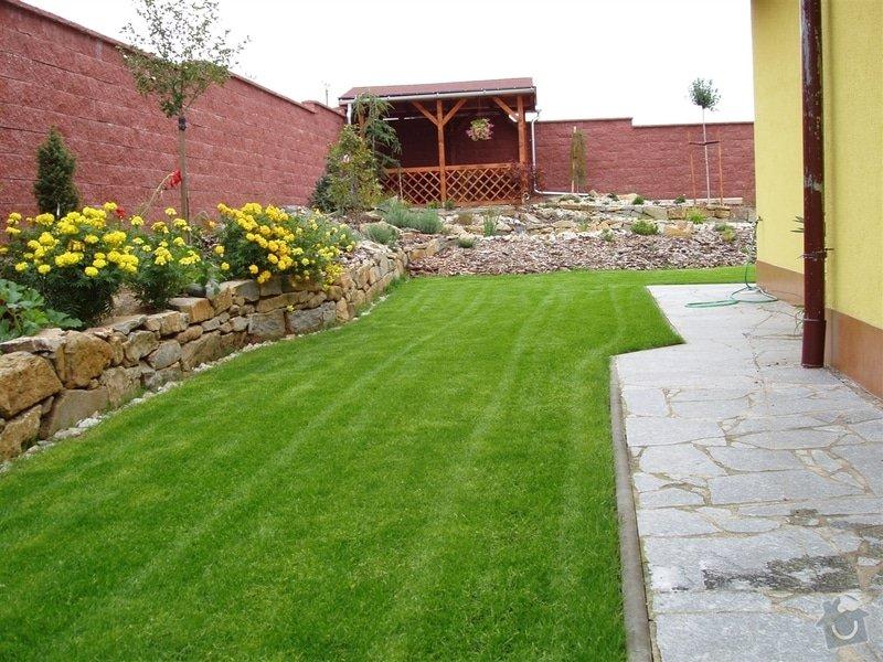 Návrh a realizace zahrady: P1010004