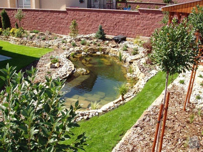 Návrh a realizace zahrady: P1010049