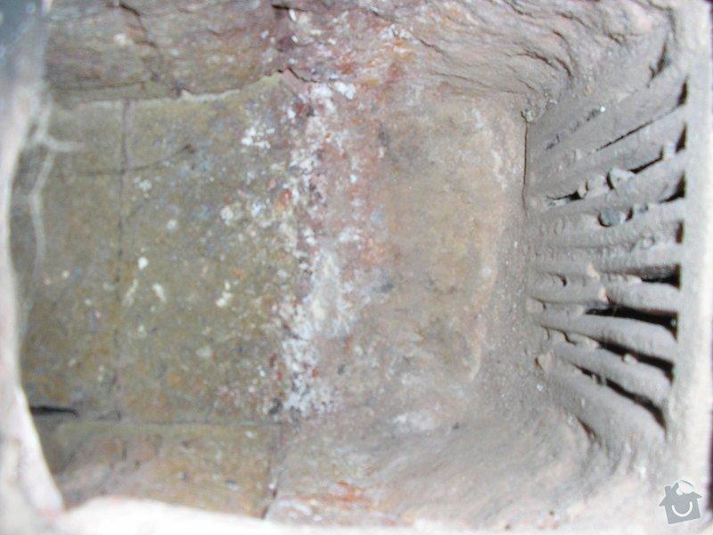 Vyšamotování kachlových kamen: P1258757