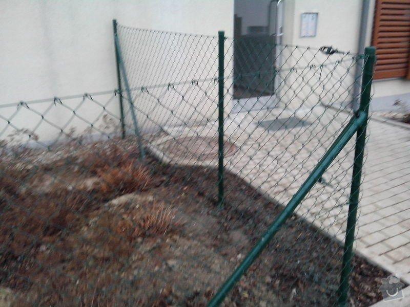 Oplocení Zbraslav: oploceni_Zbraslav