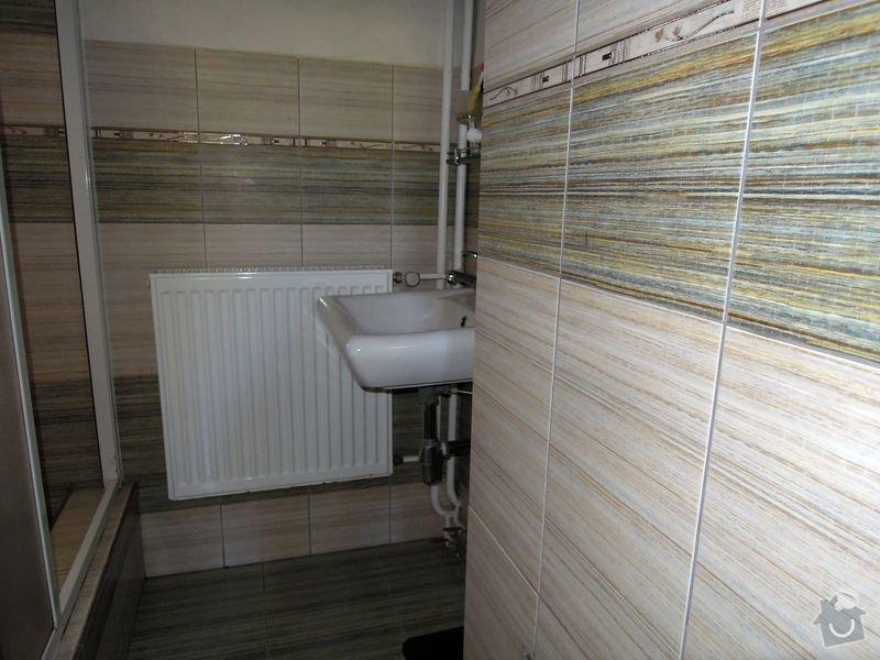 Chodba, wc a koupelna: DSCN6068