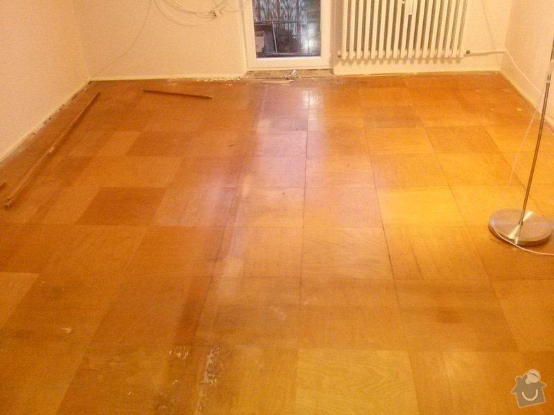 Nová podlaha do obýváku: CAM00070