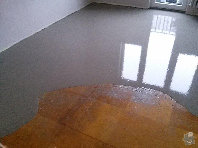 Nová podlaha do obýváku: CAM00075