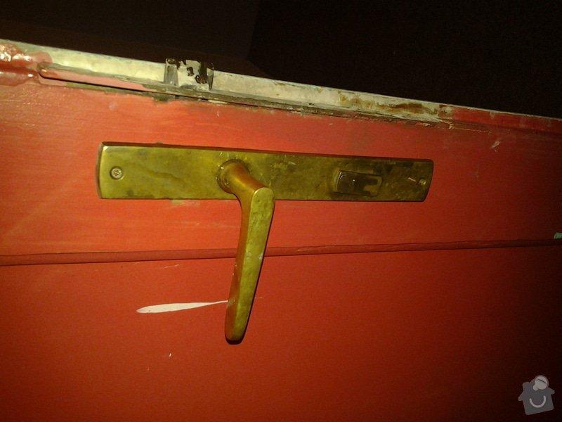 Oprava kliky u dveří: 2014-01-17_17.29.15