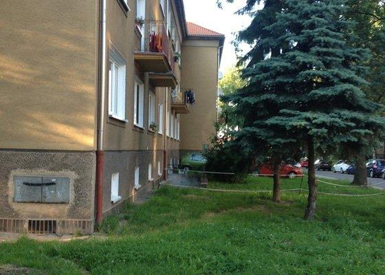 Zateplení štítu bytového domu 3 patrového