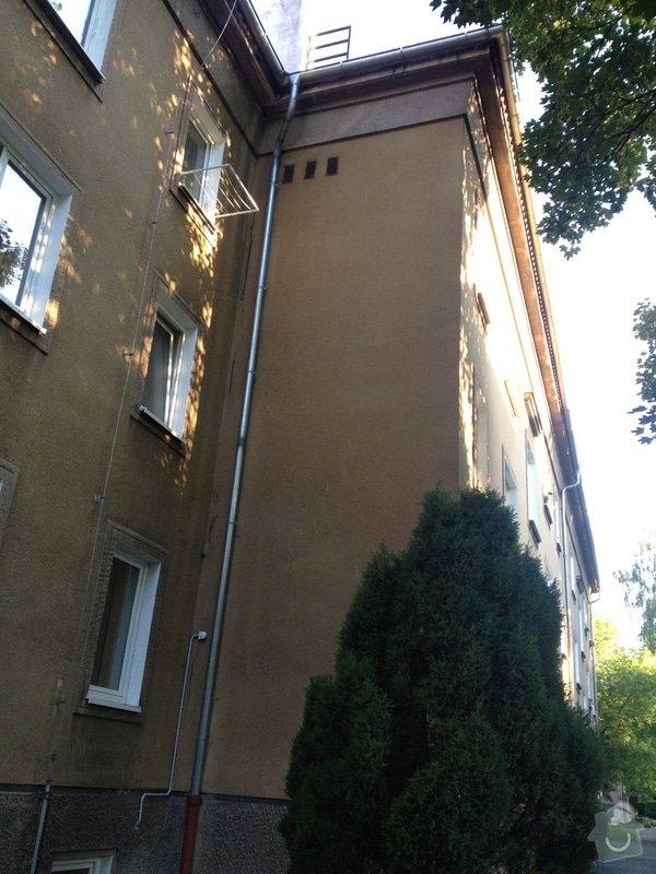 Zateplení štítu bytového domu 3 patrového : polovina_stitu