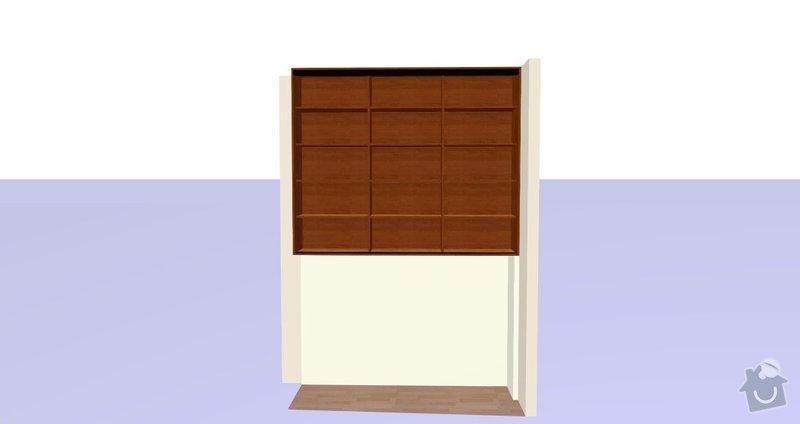Skříňku nad pracovní stůl: sachova_lucie_-_po_zamereni_4.