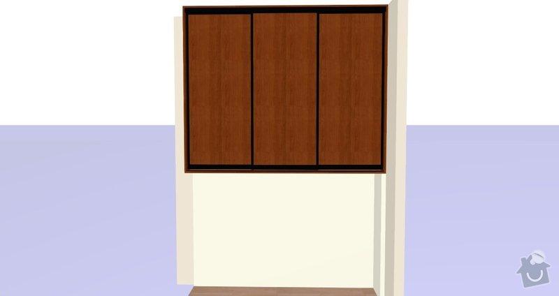 Skříňku nad pracovní stůl: sachova_lucie_-_po_zamereni_1.