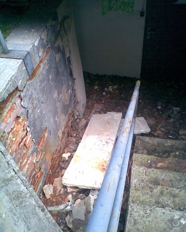 Oprava vchodu a přístupu: Obraz000