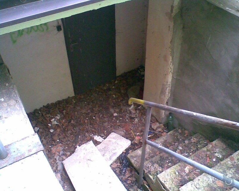 Oprava vchodu a přístupu: Obraz007