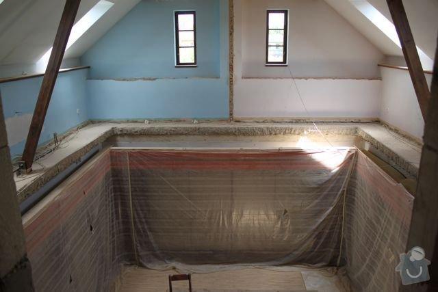 Montáž sádrokartonu cca. 100 m2: IMG_0197
