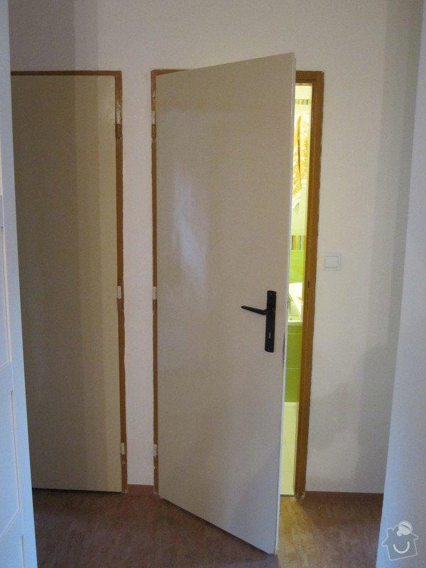 Renovace, případně výroba nových interiérových dveří včetně obložek na stávající kovová futra: IMG_5791