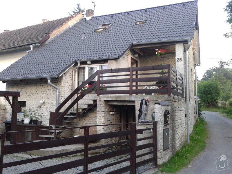 Zateplení a fasadu rodinného domku: Fotografie-0268