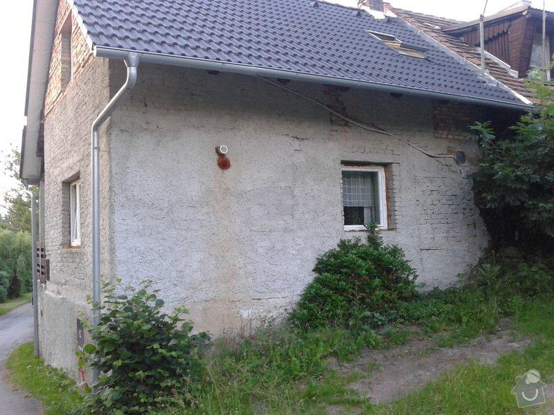 Zateplení a fasadu rodinného domku: Fotografie-0270