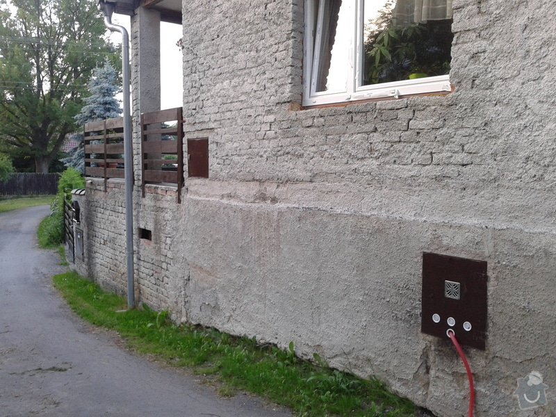 Zateplení a fasadu rodinného domku: Fotografie-0271